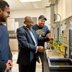 Entrepreneurial mindset across Mount Union's campus